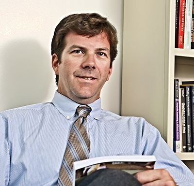 Dr. Eric Martin   Associate Professor of Management at Bucknell University