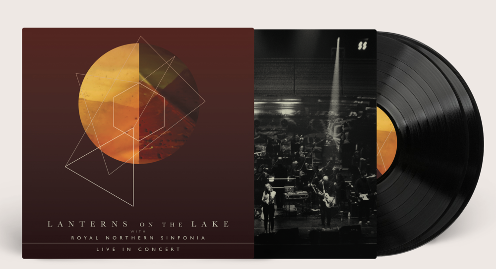 Our live album with Royal Northern Sinfonia is now available on double vinyl! You can order   HERE .