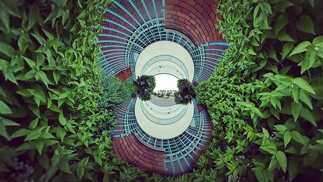 #tinyplanet #tinyworld #360 #360photo #360photography #360sphere #sphere #mi #misphere #planet #summer #austria #360camera #lifein360 #urban #explore #urbanexploration #urbanexplorer #travel #travelphotography #panorama #xiaomi #360instalife @xiaomi.global #xiaomiphotography #concrete #linz #tabakfabrik #tabakfabriklinz