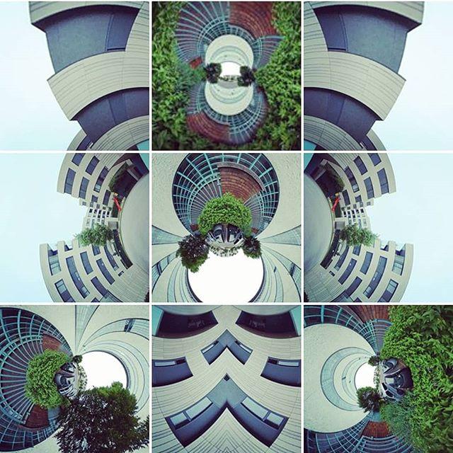 360_now big picture #tinyplanet #tinyworld #360 #360photo #360photography #360sphere #sphere #mi #misphere #planet #summer #austria #360camera #lifein360 #urban #explore #urbanexploration #urbanexplorer #travel #travelphotography #panorama #xiaomi #360instalife @xiaomi.global #xiaomiphotography #concrete #linz #tabakfabrik #tabakfabriklinz #bigpicture
