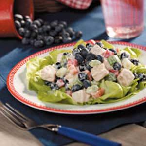 blueberrychickensalad