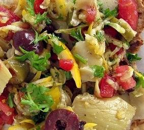 Antipasto Veggie Dip