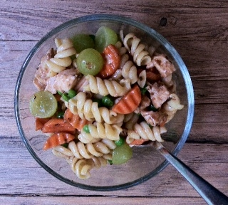 Perfect Lunchtime Pasta Salad