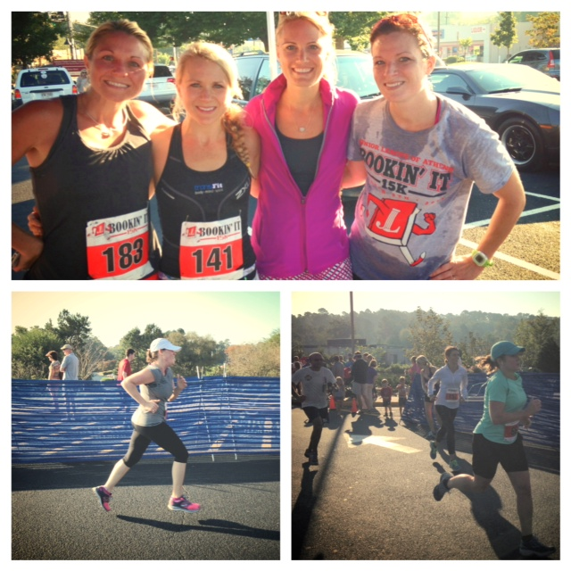 Jr. League of Athens Bookin' It 15k!