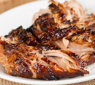 Health pork roast recipe