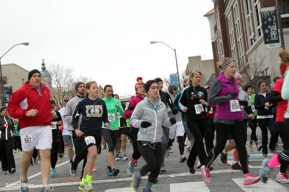 Taste Athens 10k Courtesy of Online Athens