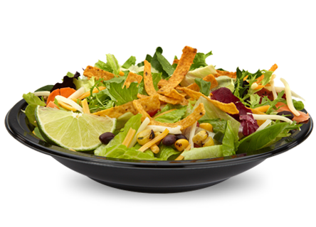 McDonald's Southwest Salad