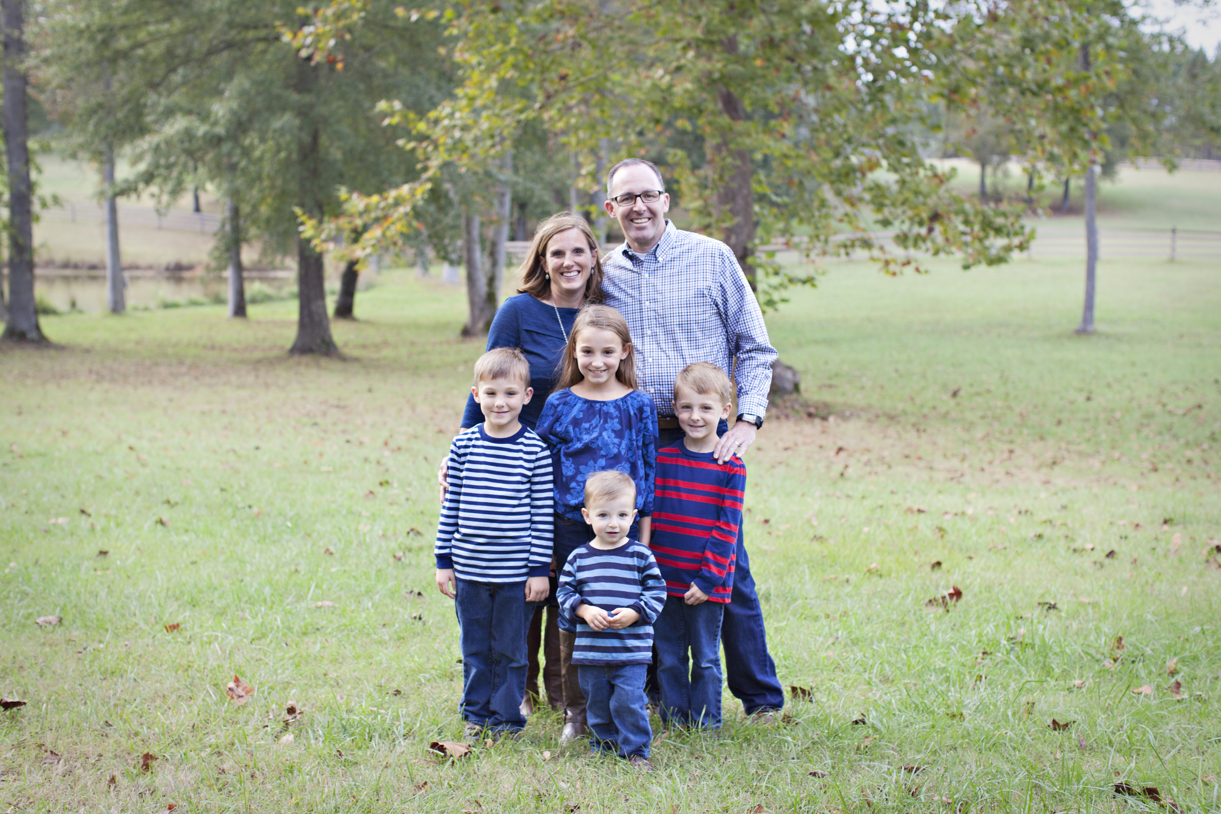 Pamela & Family