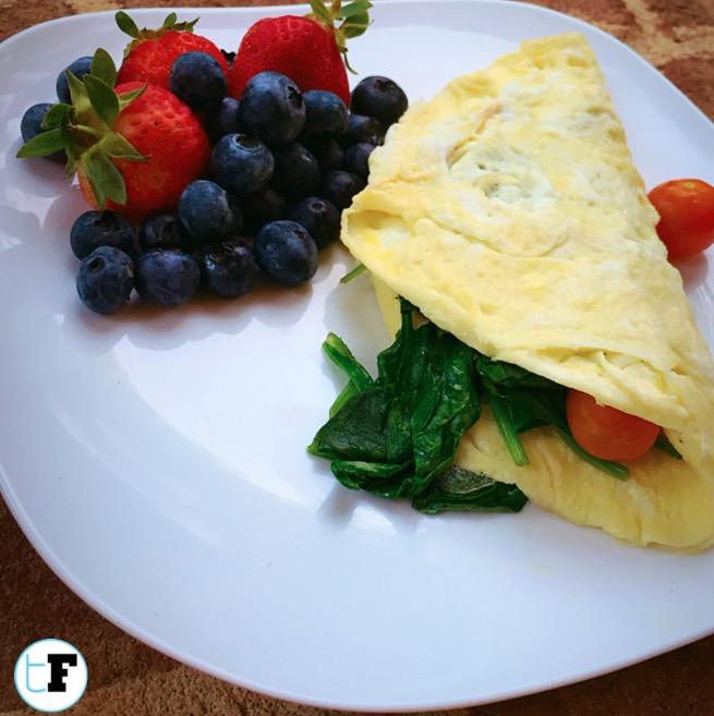 TF Omelette