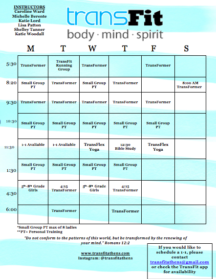 TransFit calendar.png