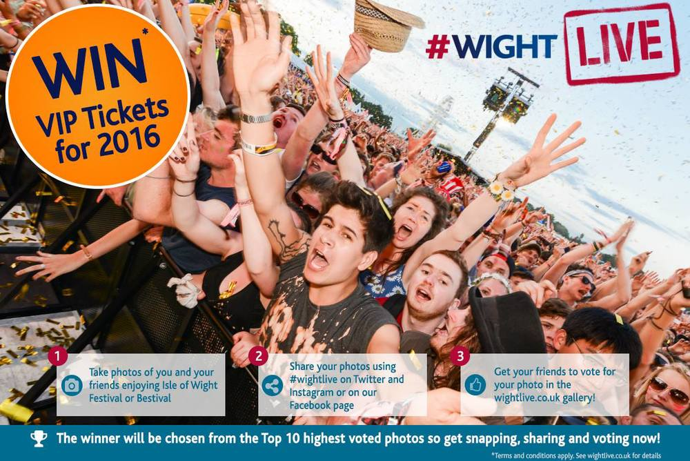 WightLive Photo, Isle of Wight Festival