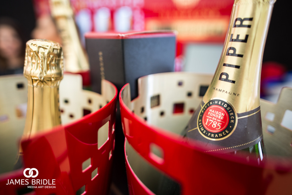 Piper Heidsieck Champagne, hosting a rang of beautiful popup bars for this years BSPC
