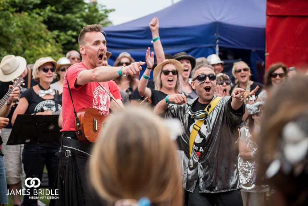 Southampton ukulele Band