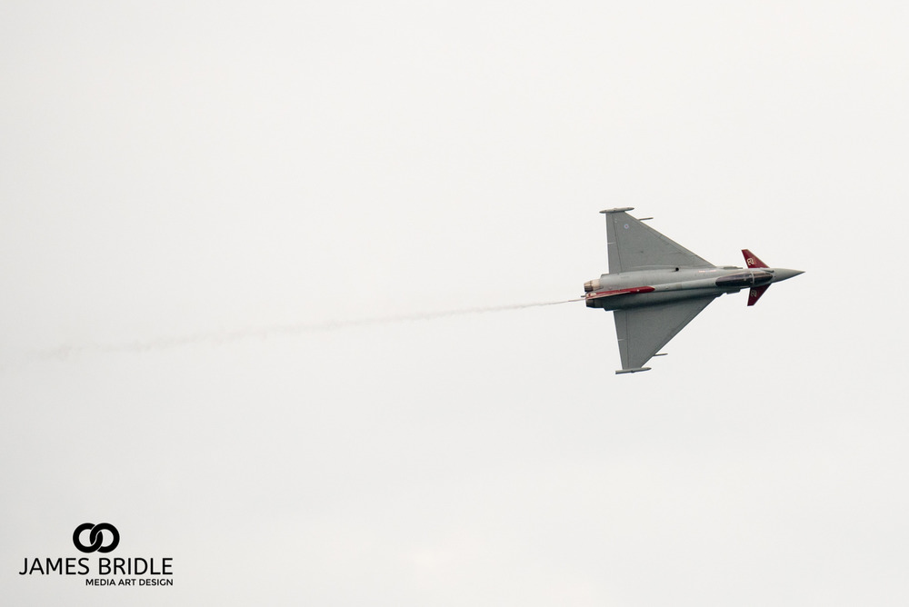 Euro fighter, Bournemouth airshow