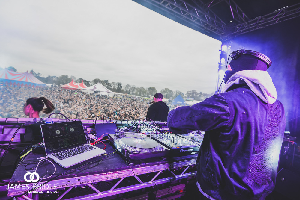 Jaguar Skills, BBC Radio 1, Mix Machine, Soundclash Festival 2016
