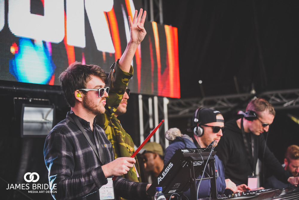 FOOR DJs at Soundclash Festival 2016