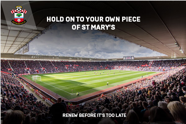 St Marys Stadium viewpoint commission