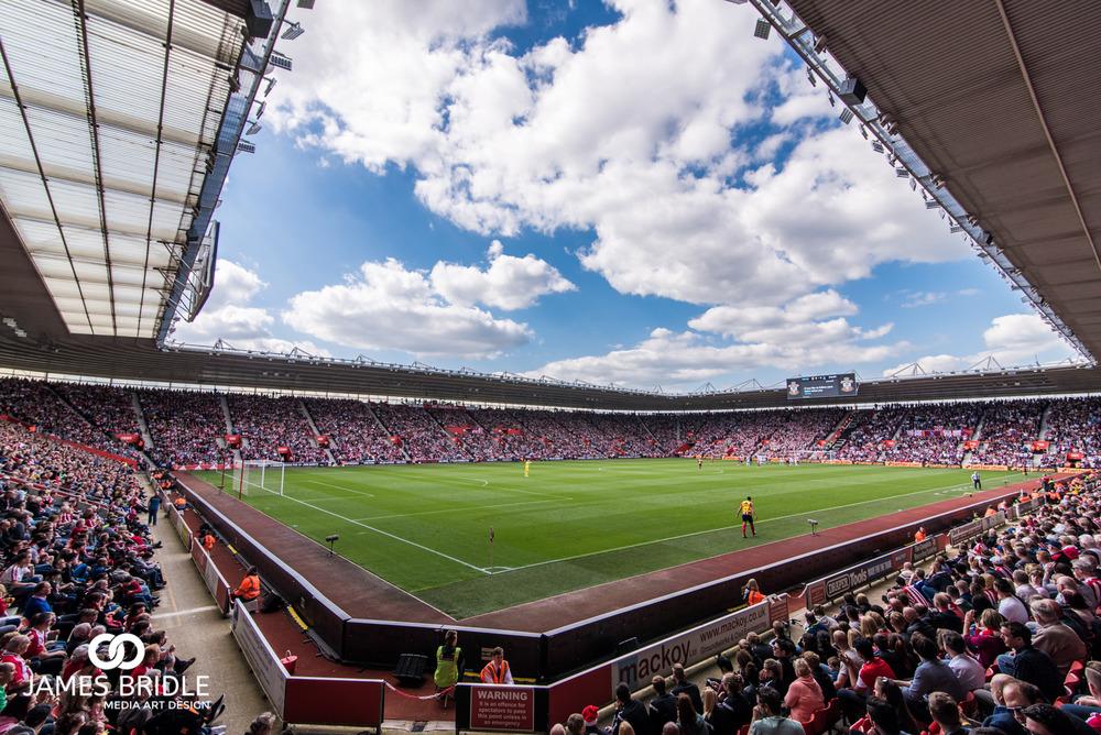 Southampton Stadium, St Mary's