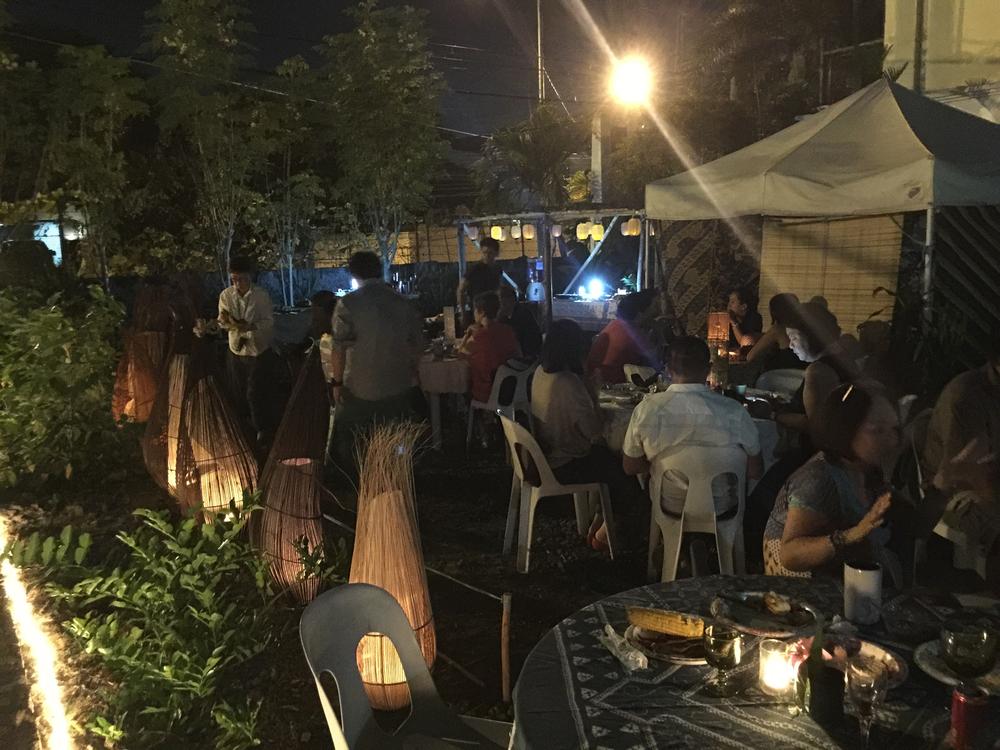 garden party manila