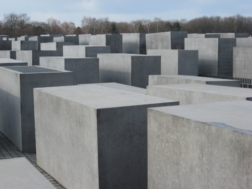Memorial to the Murdered Jews of Europe, Berlin, 2009 (S J Kessler)