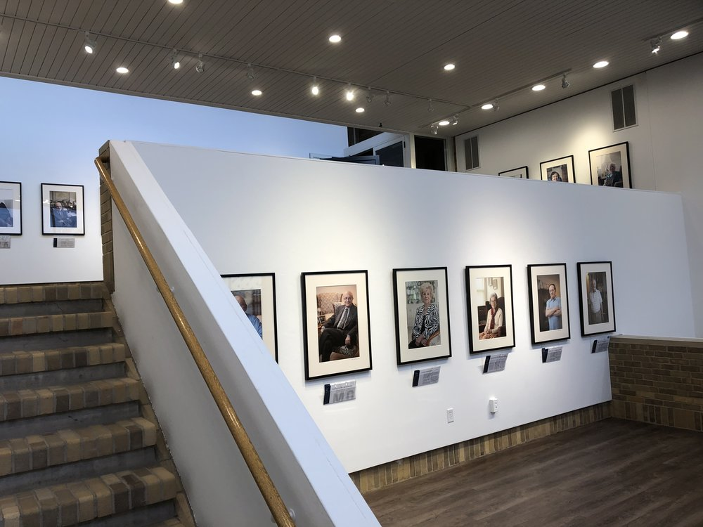 """Transfer of Memory"" in the Schaefer Gallery"