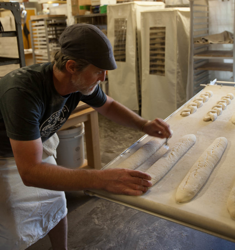 Bread Baker Matt Kappler