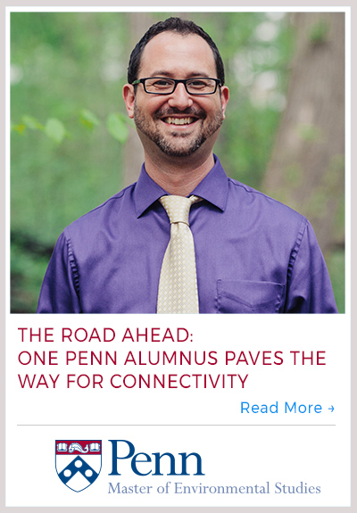 UPenn Master of Environmental Studies