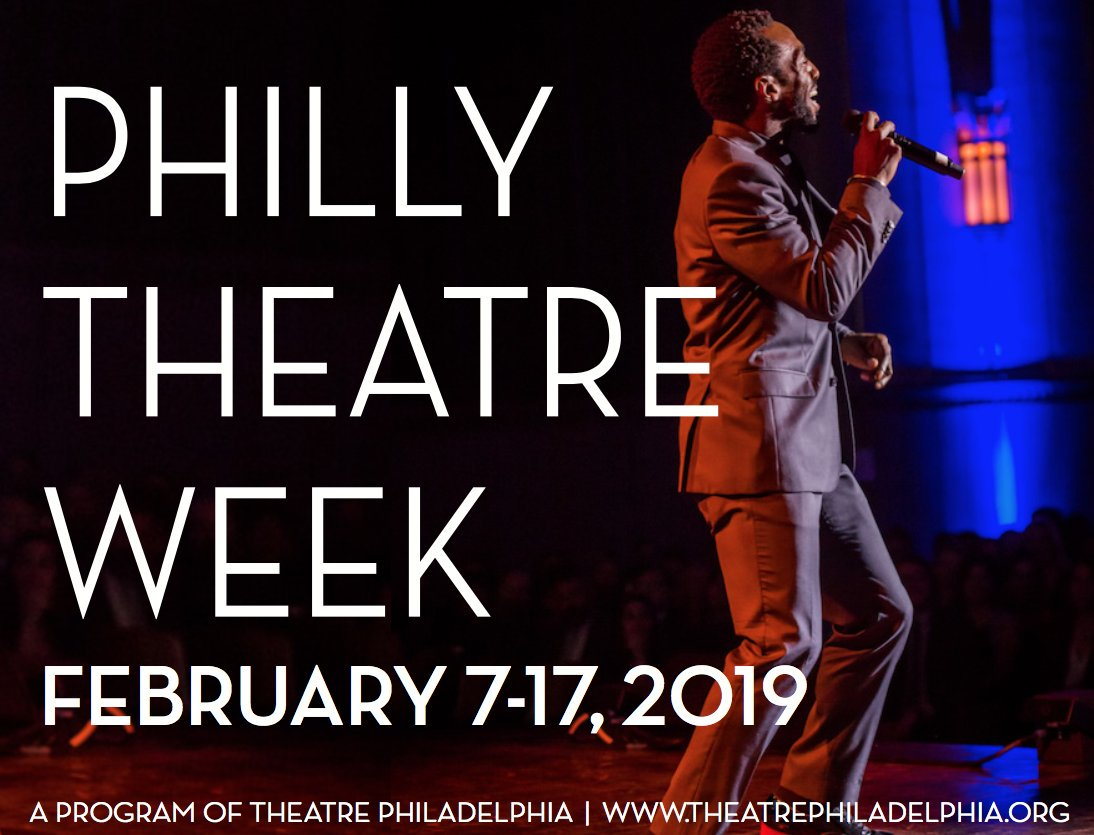Image result for philly theater week 2019
