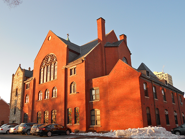 Photo courtesy of Mother Bethel AME Church, Philadelphia PA