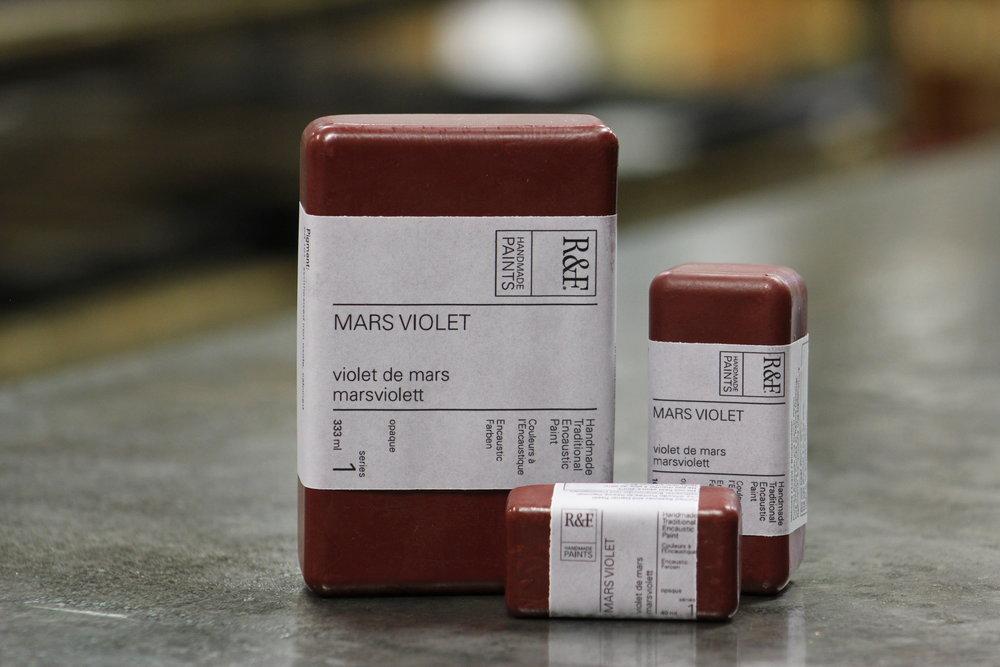 Mars Violet