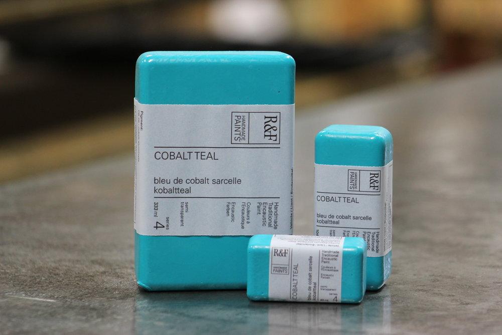 Cobalt Teal
