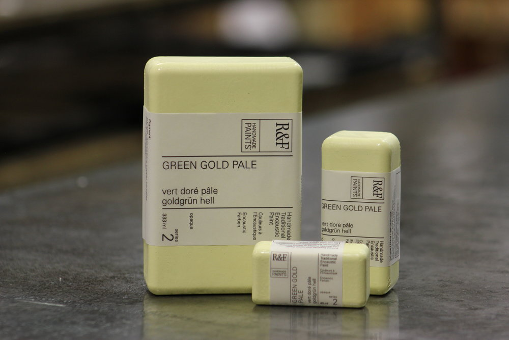 Green Gold Pale