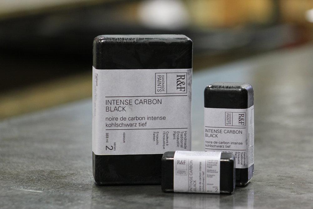 Intense Carbon Black
