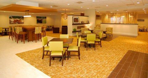 Holiday Inn Bedford Lobby.JPG