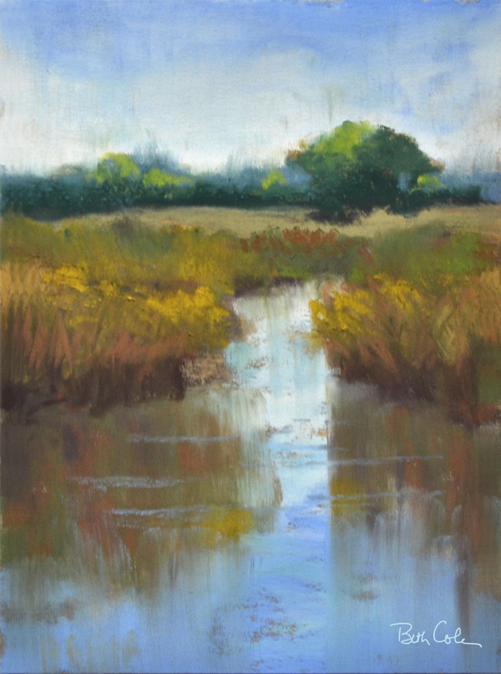 Still Waters Run Deep © Beth Cole