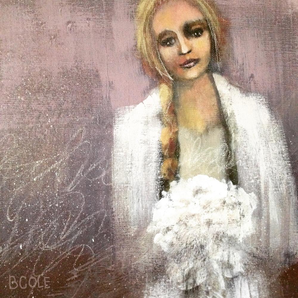 Angel Print © Beth Cole