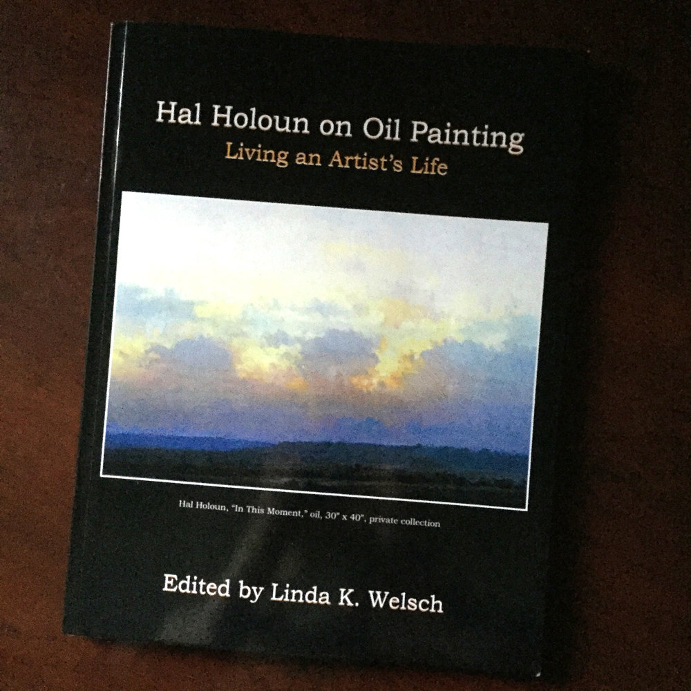 Hal Haloun on Oil Painting, Edited by Linda K. Welsch