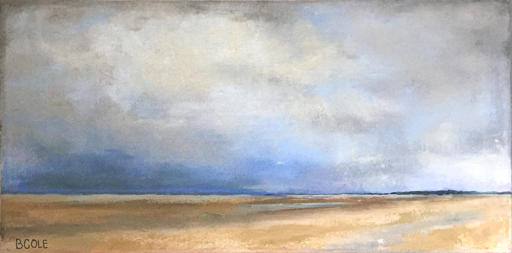 Untitled, ©Beth Cole - Oil on Canvas - 12 x 24