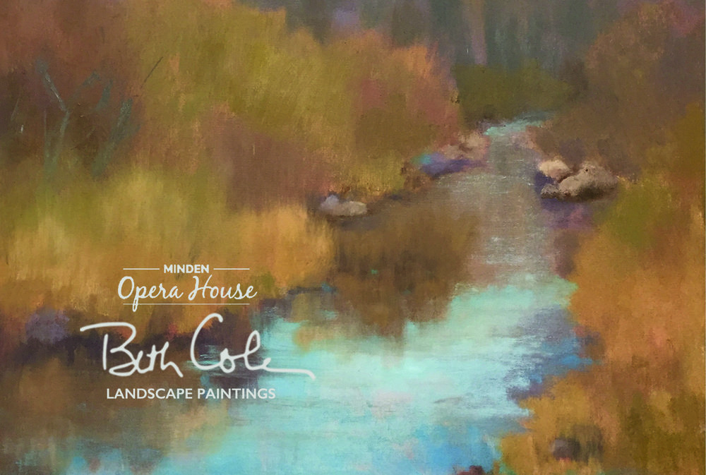 Art Show Opening - Saturday May 5th, 2018 - Minden Opera House - 4:00-6:00 pm