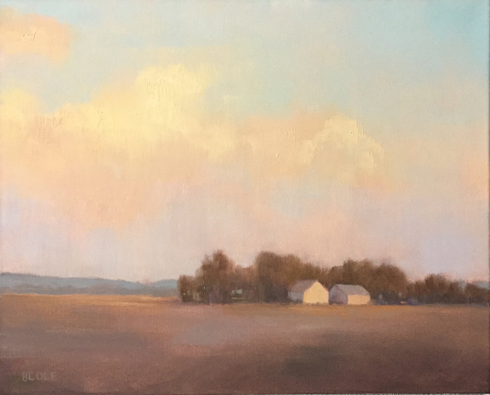 Fullness - 16 x 20 - Oil on Canvas