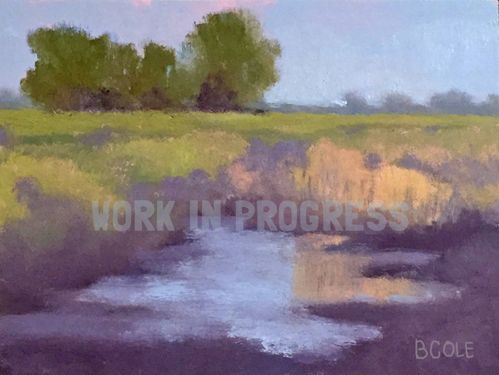 Work In Progress © Beth Cole