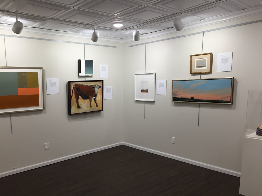 Beautiful Gale Family Private Collection on Display | Old Feed Store Art Center