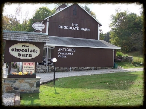 The Chocolate Barn, Shaftsbury, VT