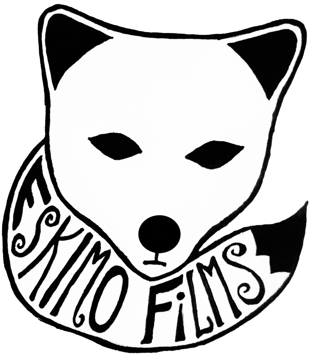 new eskimo films logo black and white.png