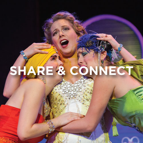 Ask your friends, family, and colleagues to help Keep Opera in the Heights