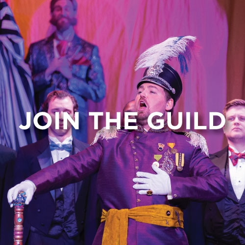 Opera in the Heights! Guild offers many ways to support the opera as well as opportunities to enhance your opera-going experience.