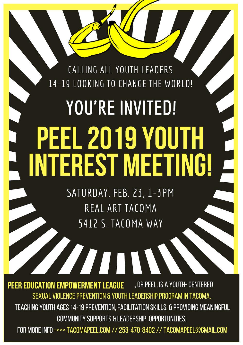 PEEL 2019 youth interest meeting!.jpg