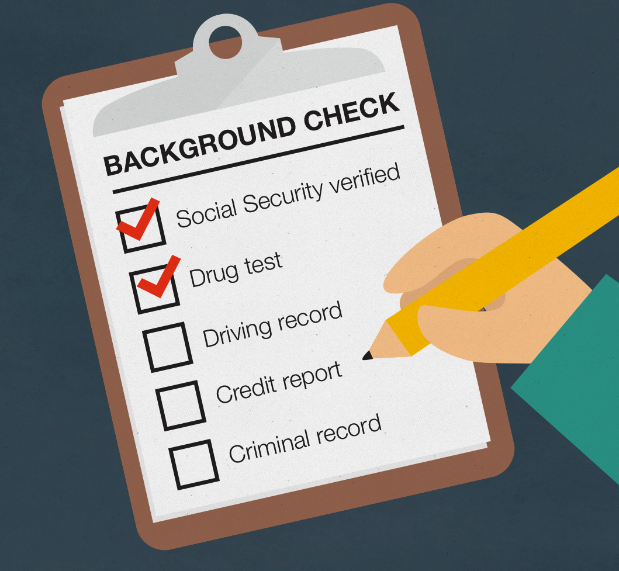 Background Check   Wisconsin's Caregiver Law requires background and criminal history checks of certain personnel who are responsible for the care, safety and security of children and adults. The law also requires covered entities to investigate and report incidents of misconduct (abuse, neglect or misappropriation of property).