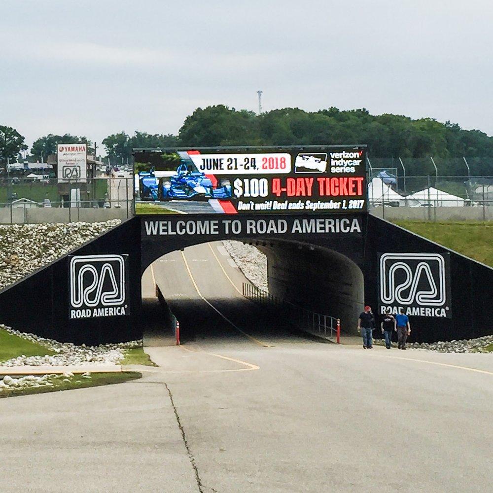 Road America -