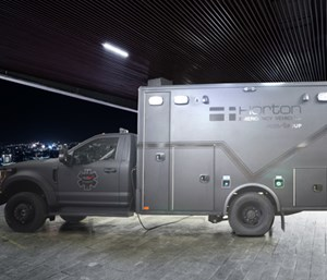 First Ambulance with Ballistic protection debuted - ems1.com